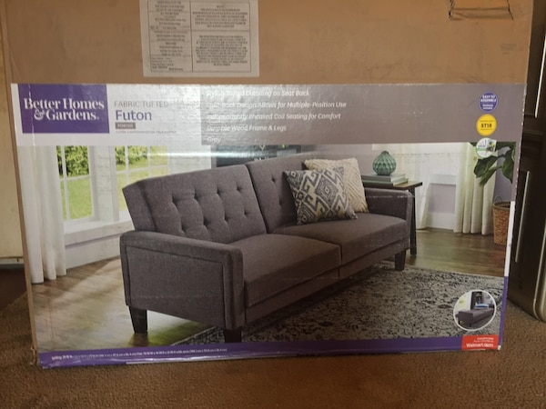 Better Homes And Garden Porter Futon In Box