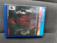 The Walking Dead PS4 game case