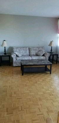 Pull out couch tables and lights. Like new Oakville, L6H 2B5