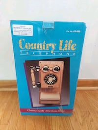 Country life telephone
