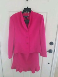 Hot Pink Mother of The Bride Skirt and Jacket Colorado Springs, 80921