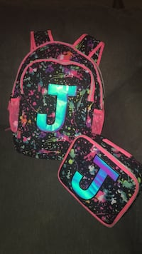 Justice backpack and lunchbox Omaha, 68134