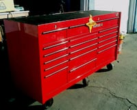 RED MATCO TOOL CHEST Fullerton, 92833