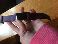 black and gray Fitbit Charge Buffalo, 55313