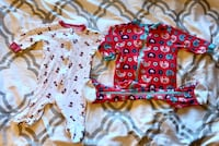 Baby Girls 0 - 3 Months Clothing Lot.