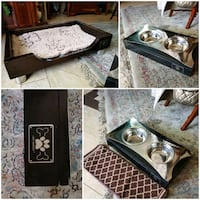 Pet bed/food containers Bethesda, 20814