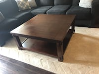 Coffee table & matching side table  Houston, 77027