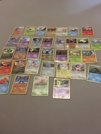 Collection de cartes à collectionner Pokemon Saint-Cyr-sur-le-Rhône, 69560