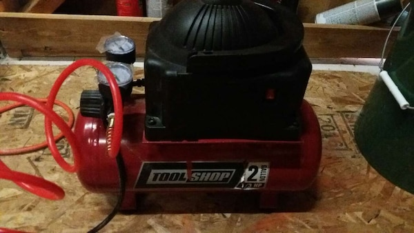 3 Month Old 2 Gallon Air Compressor From Menards