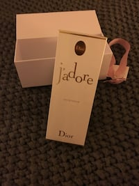 J'adore Dior eau de parfum - unopened in white gift box with ribbon Chandler, 85286