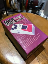 Nux mx6 extreme distortion pedal