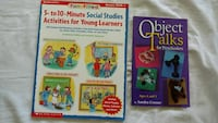 two assorted color of learning books Decatur, 35601