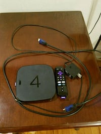 Roku 4 player