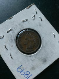 1899 indian head penny Ogden, 84404