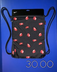 New Nike Shoe Box Gym Sack West Valley City