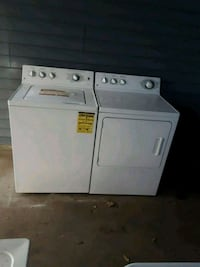 white clothes washer and dryer set Baton Rouge, 70812