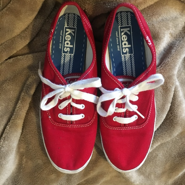 abf4c06a7f6 Used Red Keds for sale in San Jose - letgo