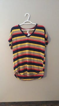 red, white, and blue striped sweater Fuquay-Varina, 27526