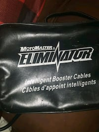 Intelligent booster cables