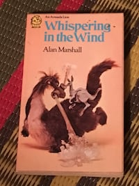 Alan Marshall:  Whispering in the Wind Toronto, M2M 0B1