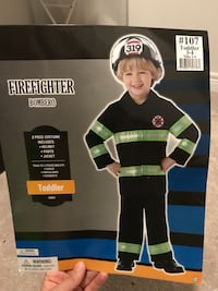 Firman Halloween costume for toddler  East Gwillimbury, L3Y