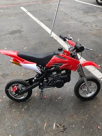 Kids 49cc mini dirtbike