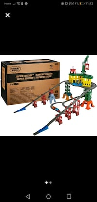 Fisher Price Thomas and friends super station Toronto, M3H 4X9