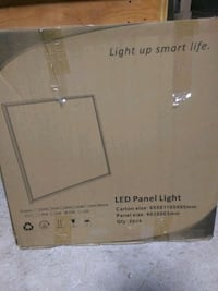 Drop-in Ceiling LED lights; 2'X2' white ; or 2'X4' white