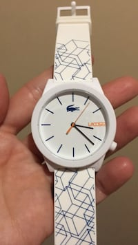 Men's Lacoste watch gently used St Catharines, L2S 2S9