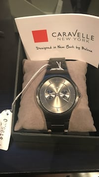 Caravelle watch brand new 180 with warranty Montréal, H2X