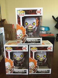 Funko Pop Pennywise IT