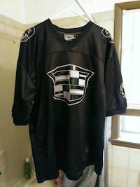 black and white NFL jersey Fridley, 55421