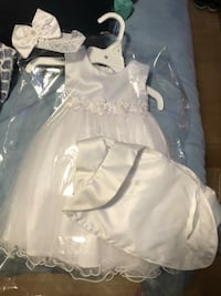 Baptism/special occasion dress for baby