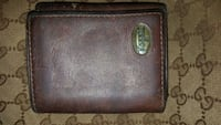 FOSSIL wallet Brown leather Edmonton, T6A 2P3