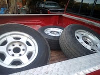 Chevy wheel's and tires Jackson, 39212