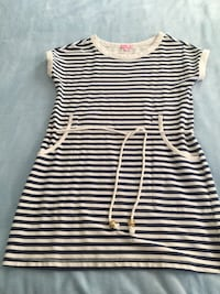 Lilly Pulitzer Striped Jersey Dress Rockville