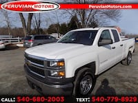 Chevrolet Silverado 1500 2014 Warrenton, 20187
