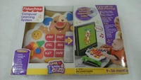 FISHER PRICE COMPUTER LEARNING SYSTEM 9 TO 36 MONTHS NEW Vaughan, L4L 1V3