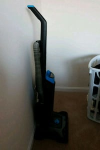black and blue upright vacuum cleaner Ashburn, 20147