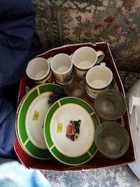 glass and ceramic dinnerware set Hagerstown, 21740