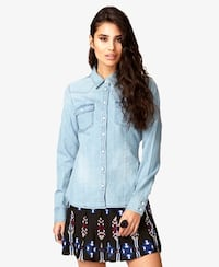 Denim Button up  Eastvale, 92880