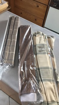 BRAND NEW CLOTH BLINDS Edmonton, T5Z 2S3
