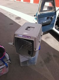 gray Petmate Kennel Cab Denver, 80210
