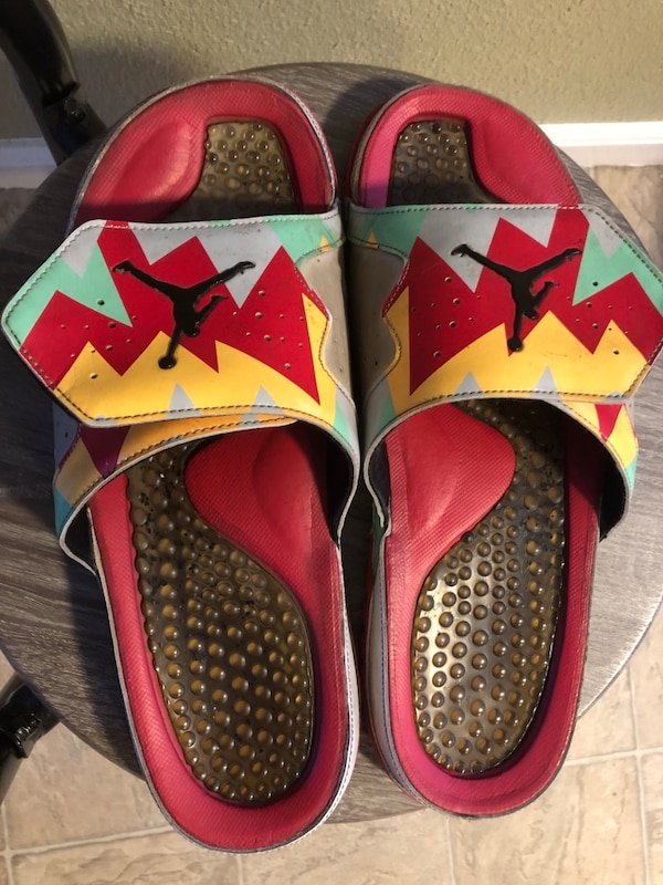 b407be1ed0a2 Used Jordan 7 Slides Hare for sale in Hayward - letgo