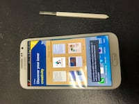 white Samsung Galaxy Note 3 London, N6G 5A1