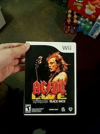 AC/DC Wii Game Maryland