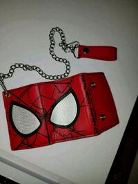 SPIDER-MAN WALLET :-) Damascus, 20872