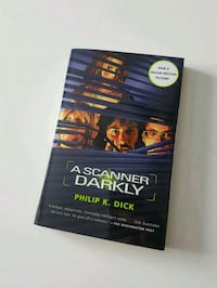 A Scanner Darkly by Philip K Dick Barrie, L4N