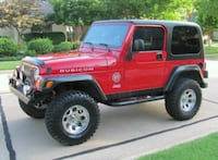Jeep - Wrangler - 2003 Baltimore, 21285