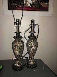 2 Lamps! Beautiful! *MOVING SALE* Baltimore, 21215